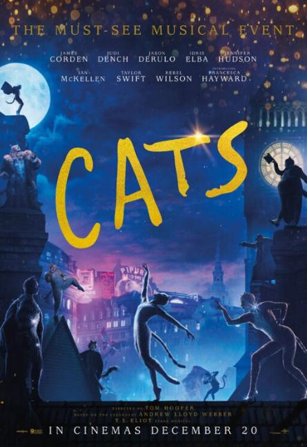 Hd Ver Cats 2019 Ver Pelicula Completa Online Espanol Latino Hd Film