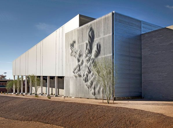 Metal Architectural Screen Wall : Architectural screen wall google search performing