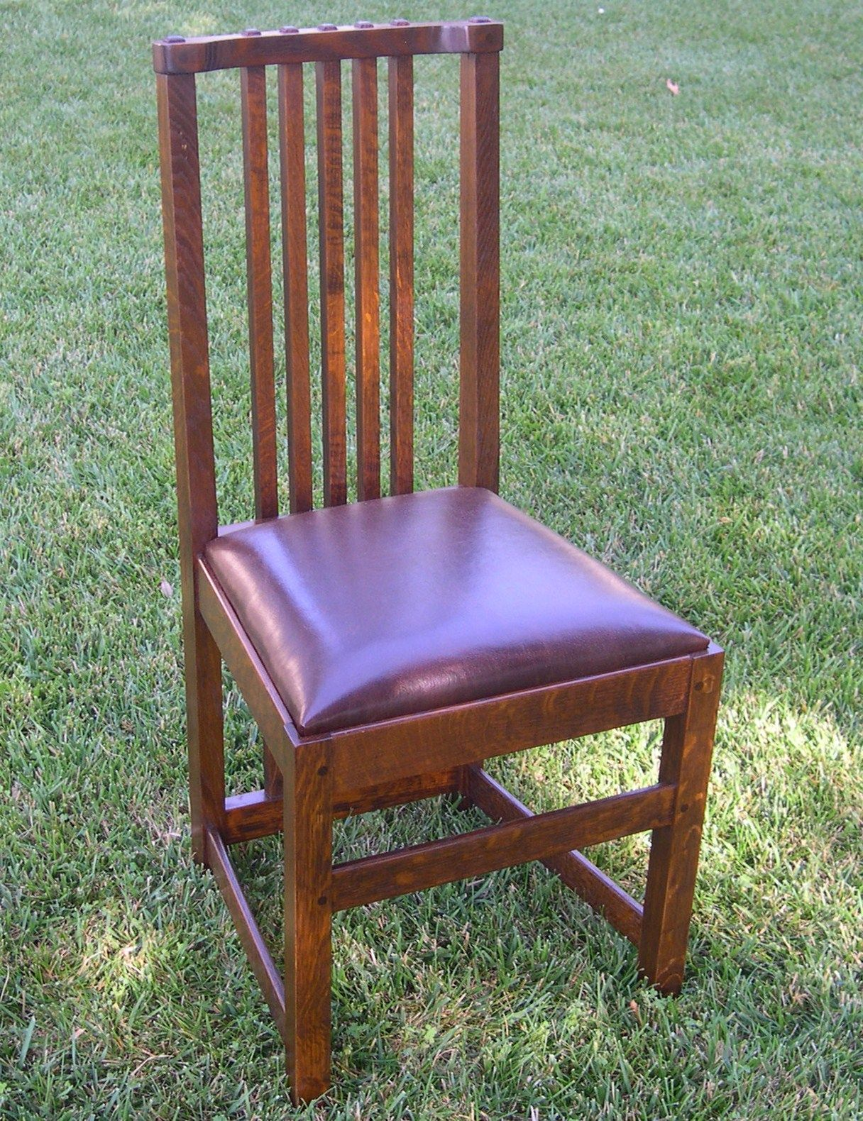 Limbert Spindled Side Chair