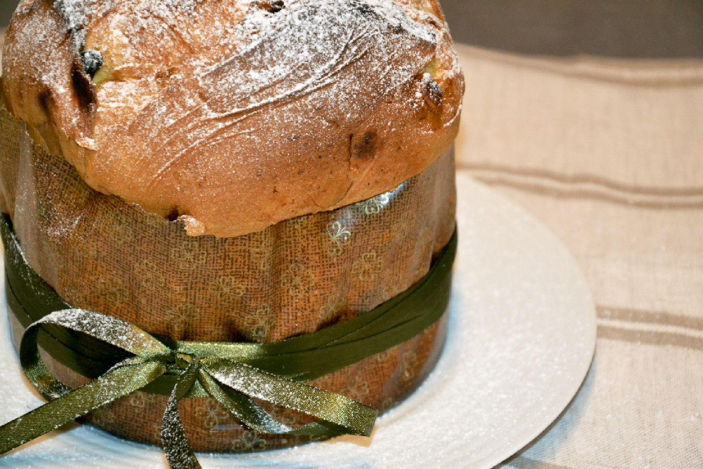 Este e o famoso bolo rei italiano.