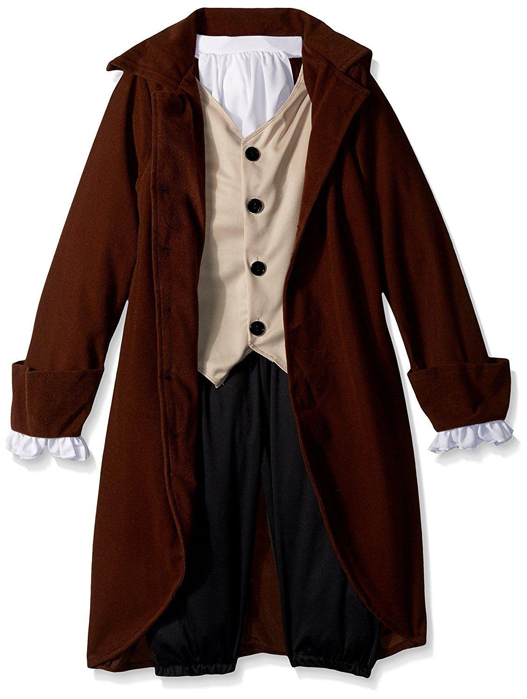 Benjamin Franklin// Colonial Man Adult Costume California Costumes