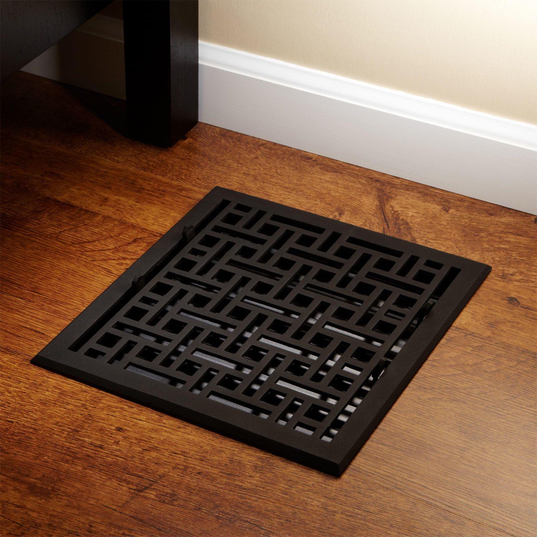 Antique Style Cast Iron Floor Register Registers Hardware