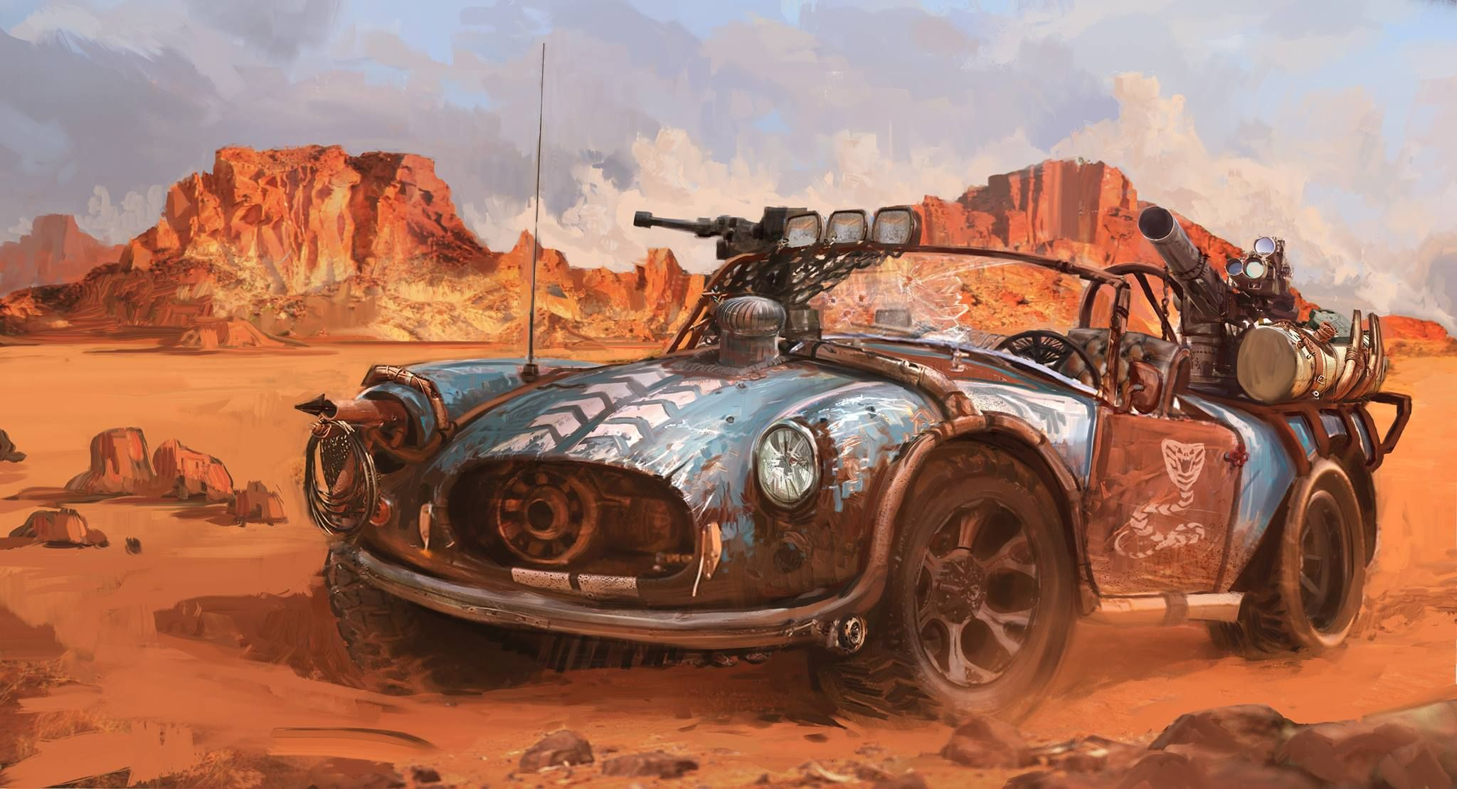 Pin By Aaron On Environment Concept Art Car Artwork Car Wallpapers Hybrid Car