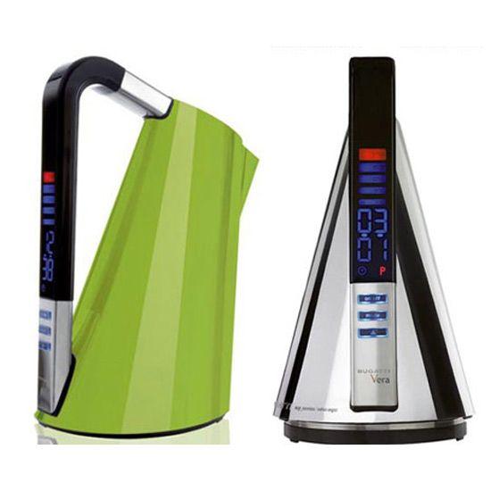 Moderne Küchenutensilien: Vera Wasserkocher, Grün, Bugatti