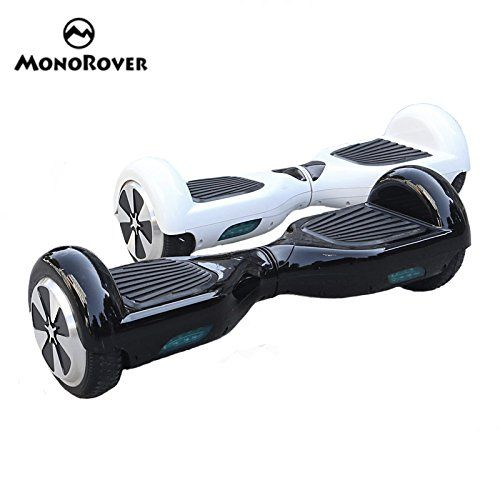 Monorover R2 Electric Mini Two Wheels Scooter Smart Motors For Easy And Le Balancing Safe To Use