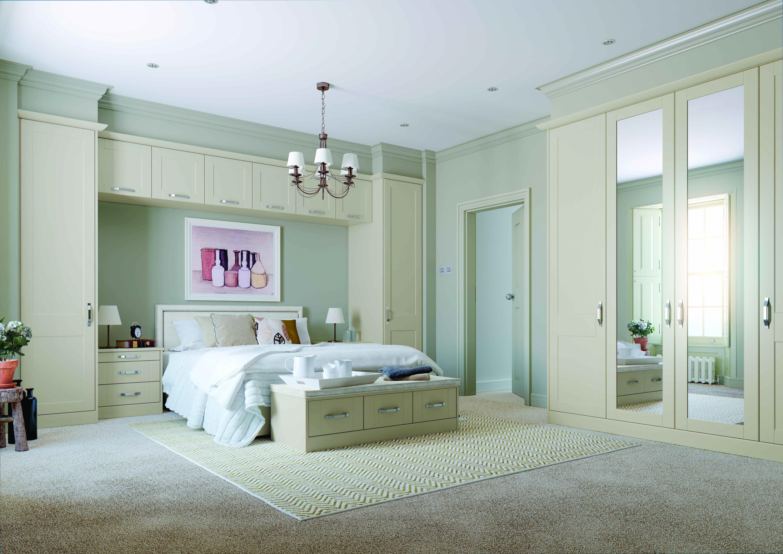 An impressive looking bedroom in the range in the