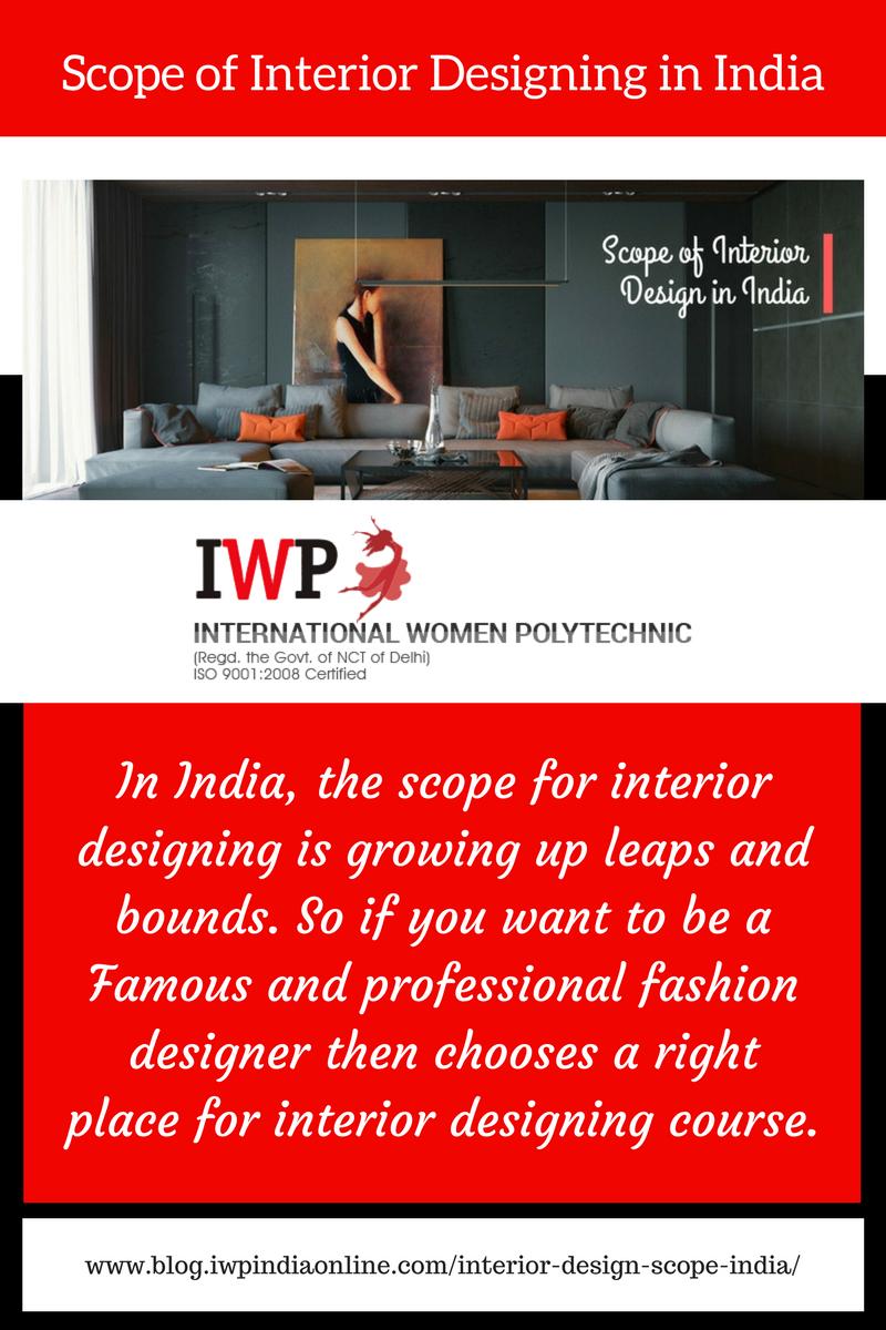 Scope Of Interior Designing In India Interior Design Institute