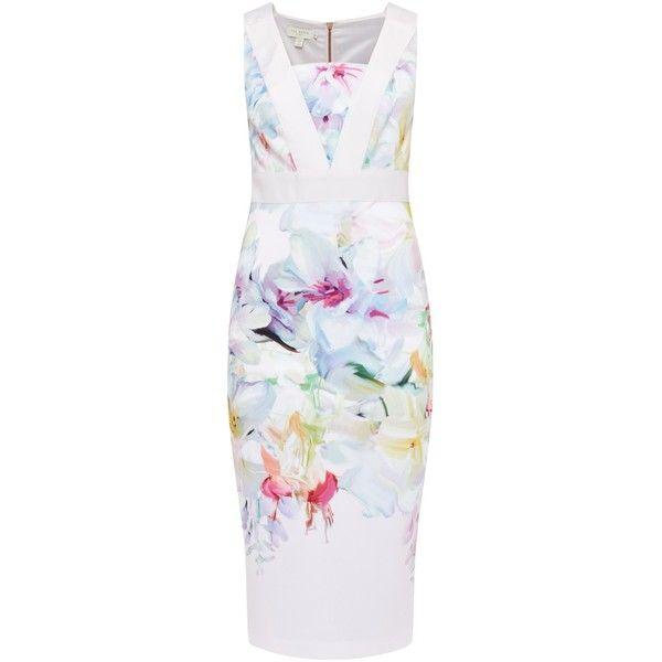 99feb4e5f6bd5f3b26d19a06cbbe8d32 - Ted Baker Arienne Hanging Gardens Dress