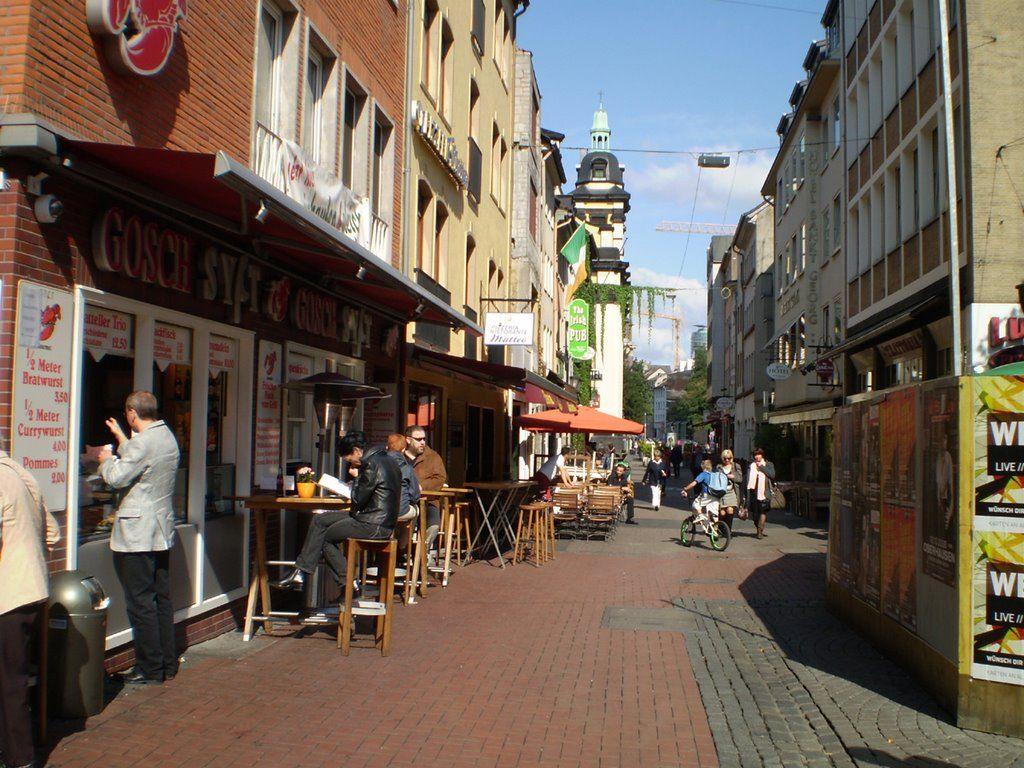 Google Maps Dusseldorf Dusseldorf Germany Old
