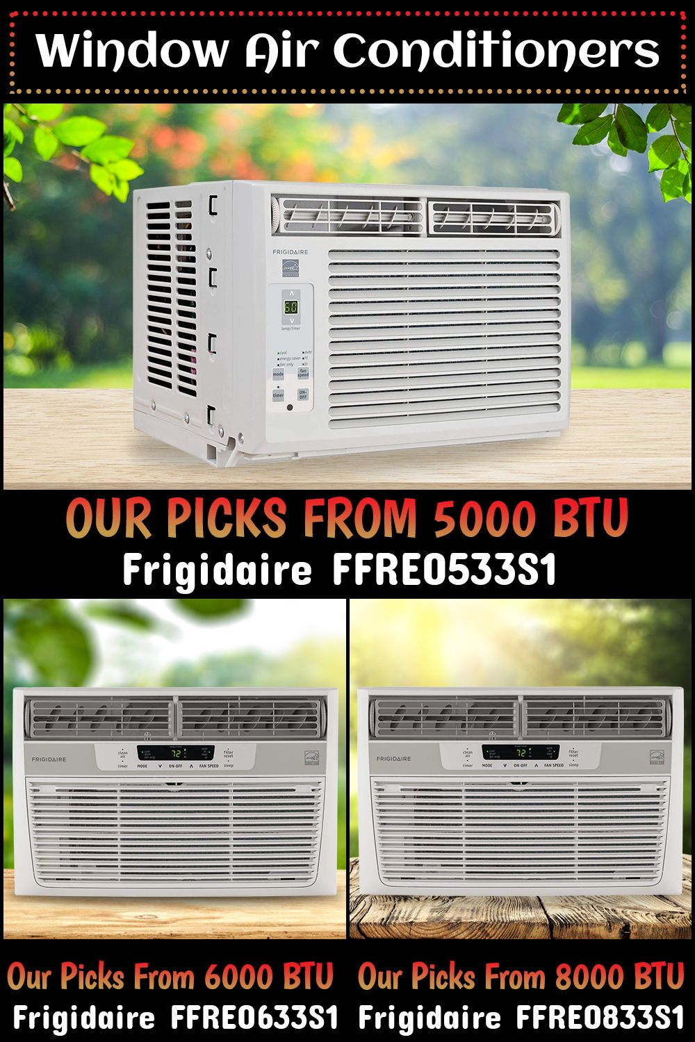 Top 10 Window Air Conditioners (Feb. 2020) Reviews