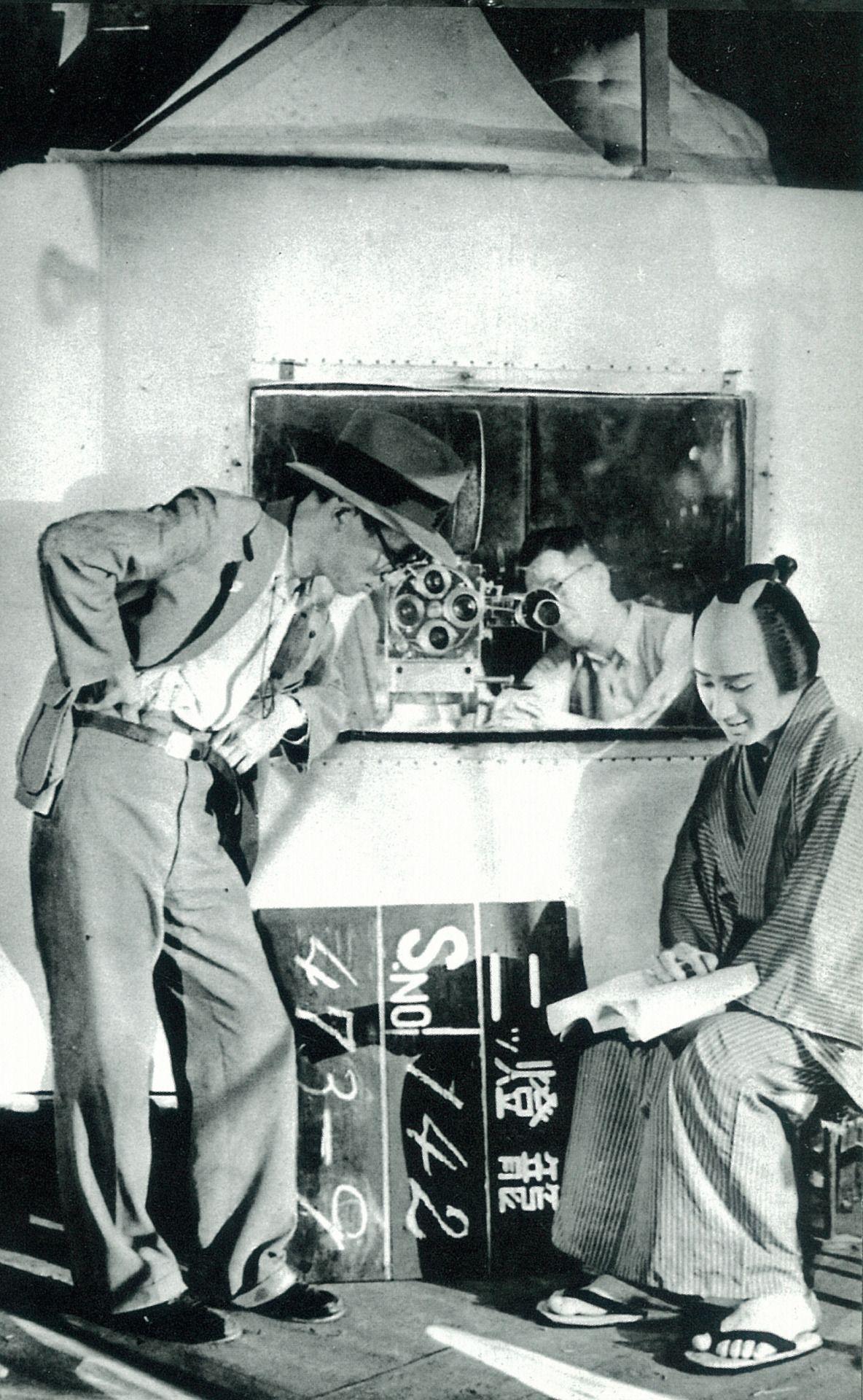二つ燈籠』(1933年・松竹) 林...