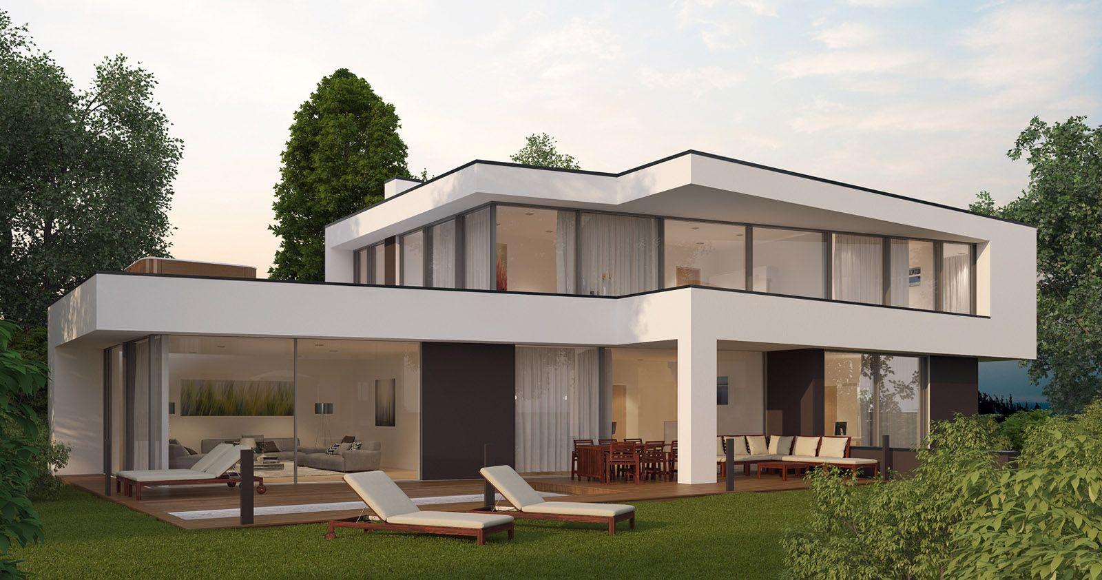 PCube8 Einfamilienhaus Villa Immobilie Pöcking bei