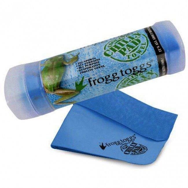 Cp100 12 Frogg Toggs Chilly Pad Cooling Towel Varsity Blue Www