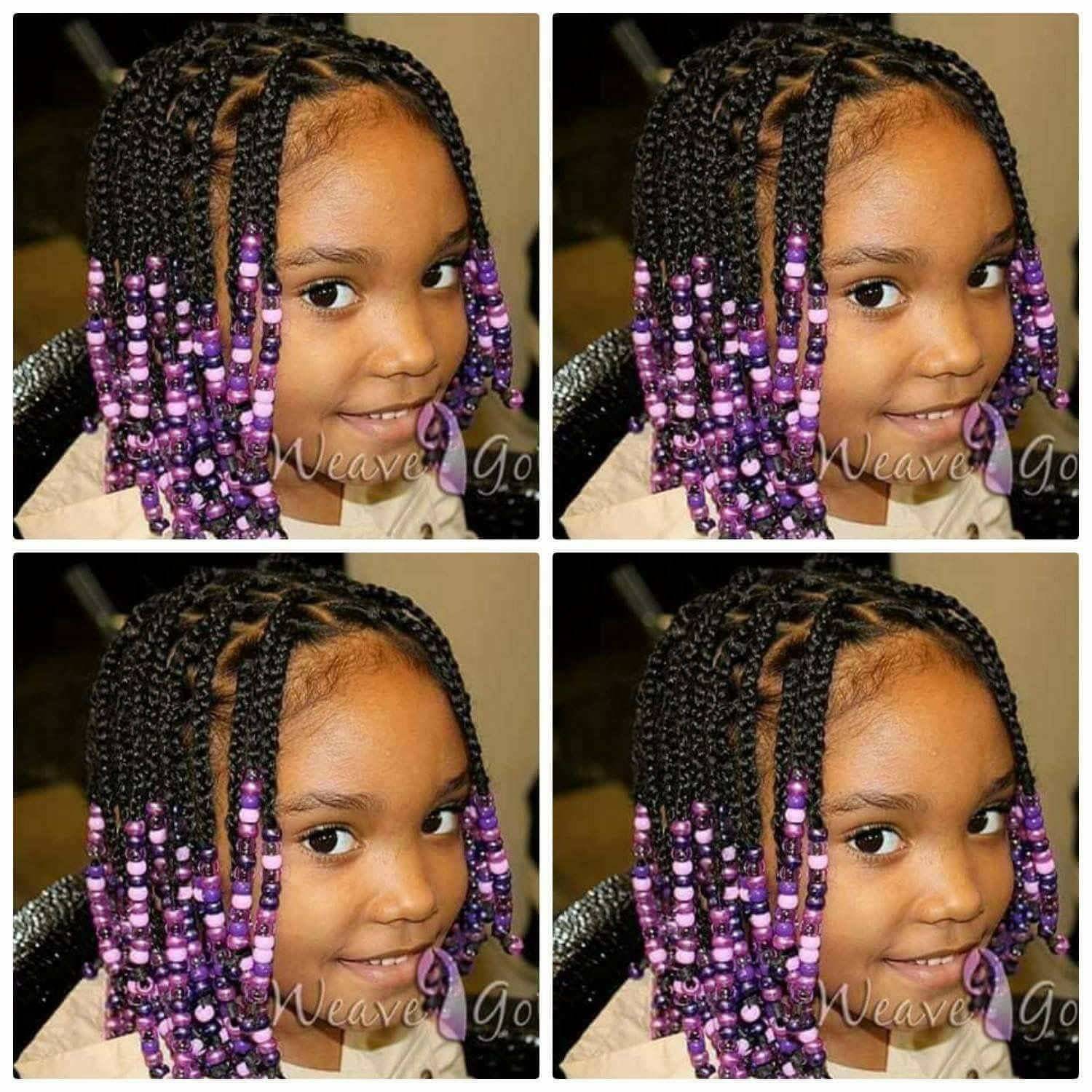 Pin By Denita Scott On Kid Hairstyles Kids Hairstyles Lil Girl Hairstyles Braids For Kids