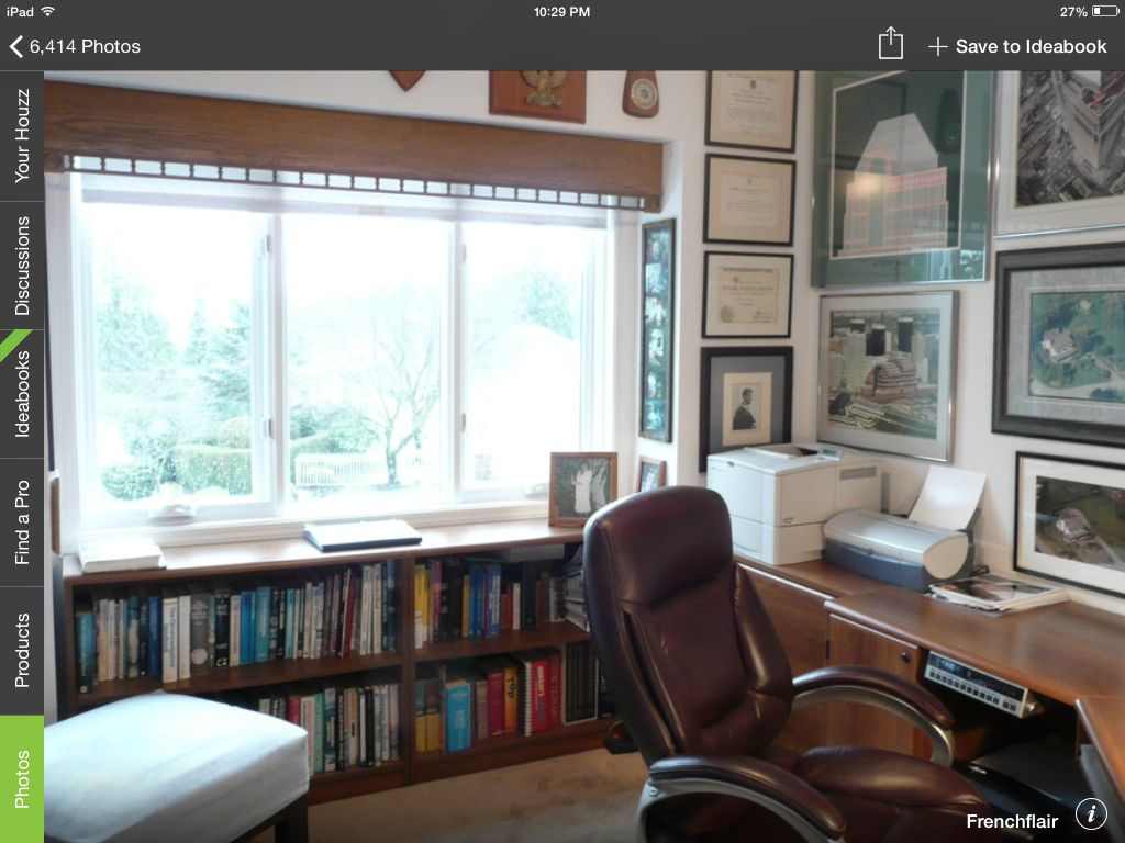 Home office window custom home home office pinterest window