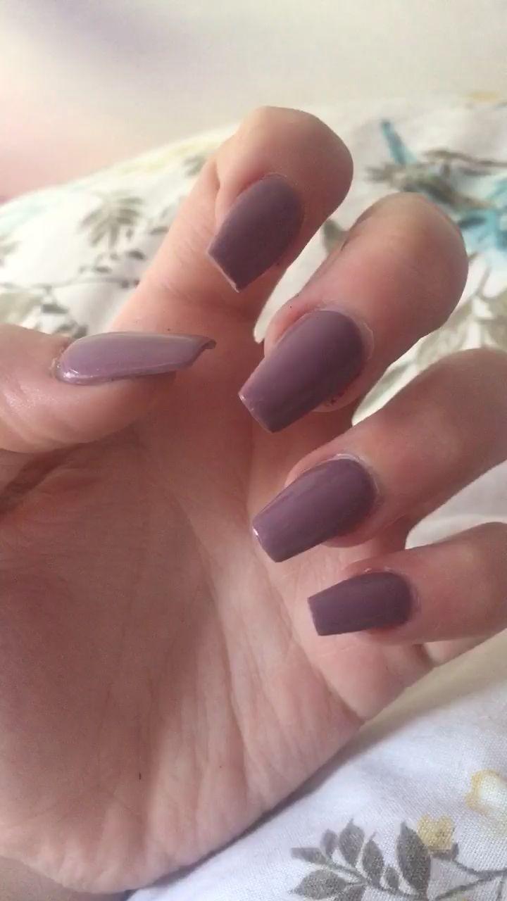 Photo of Hazelnut nails 🤤💅🏽