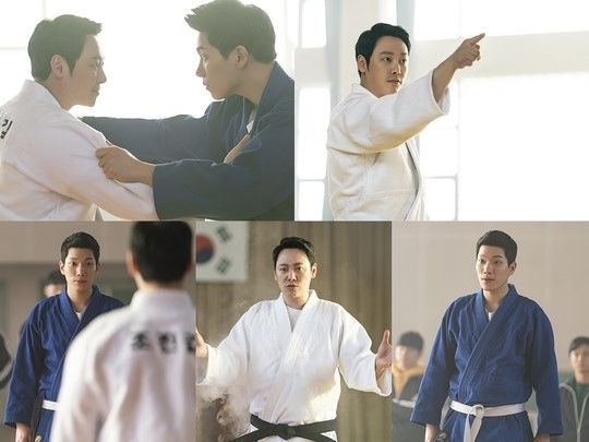 "Kim Dong Wook Veers Away From Typical K-Drama Character As ""Special Labor Inspector Jo"""