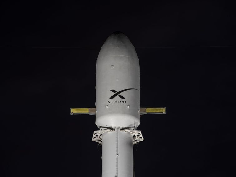 SpaceX hits two new milestones with latest Starlink launch