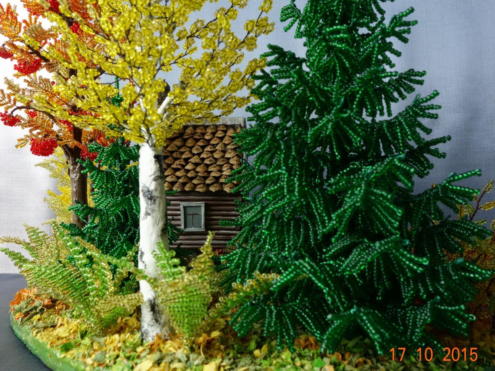 Осенняя сказка своими руками для фото 148