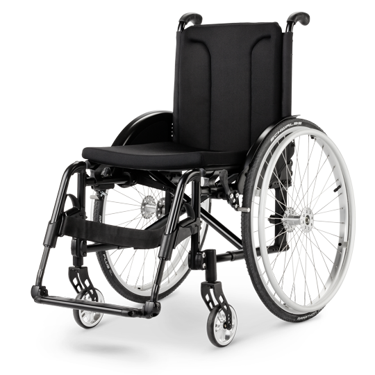 Meyra Avanti Rolstoel Incidenteel Gebruik Wheelchair Incidental