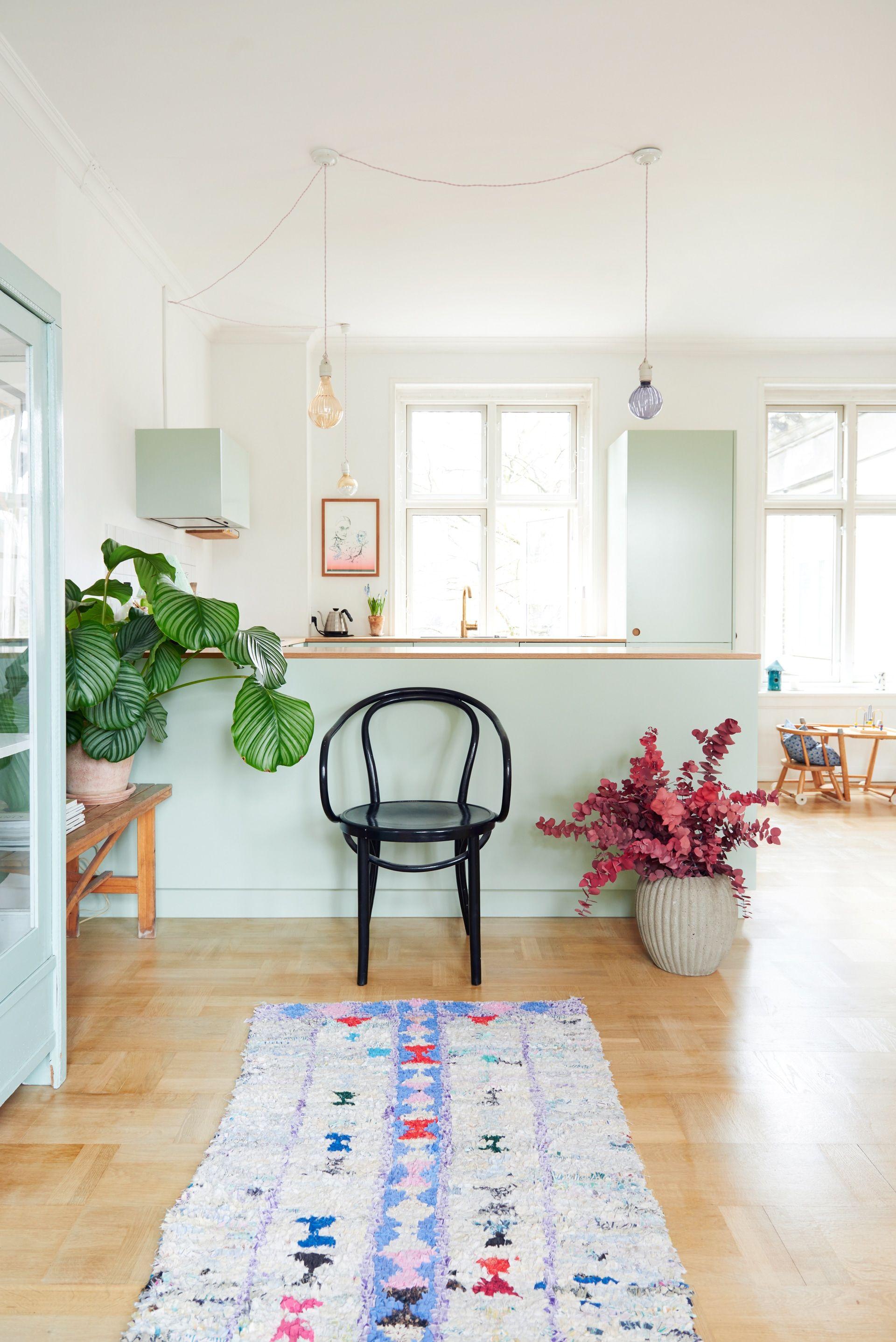 Home story – Visiting Tikkie in Frederiksberg, Denmark | Küchen ...