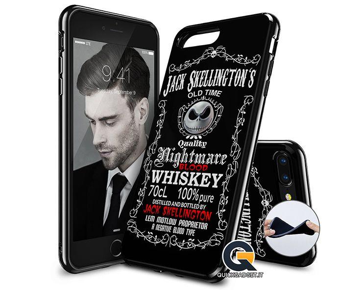 Cover morbida per iPhone jack Skellington's per informazioni info ...