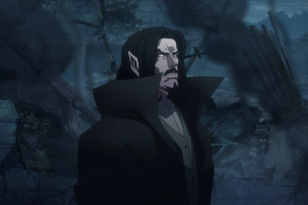 Castlevania Tv Series 2017 Imdb >> Graham Mctavish In Castlevania 2017 Anime Dracula Anime Tv Shows