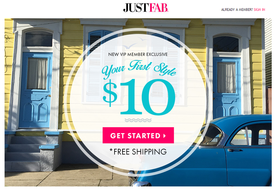 This is how I got my first style of fall boots for just $10! If you're into fashion - sign up to be a #JustFab VIP member and you can too.