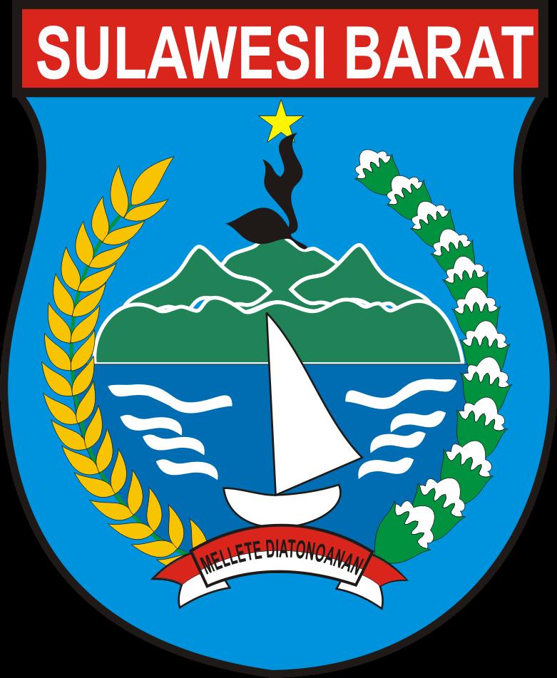Sulawesi Barat Brasao Bandeiras