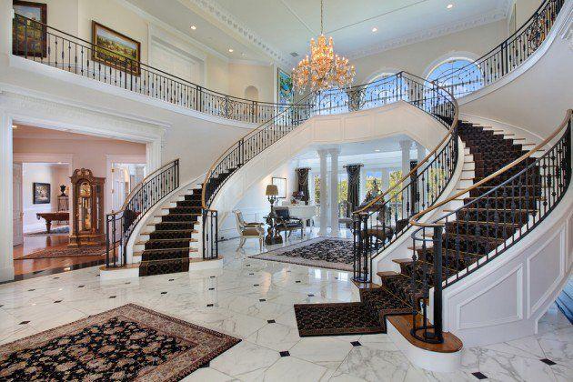 Best 18 Palatial Mediterranean Staircase Designs That Redefine 640 x 480