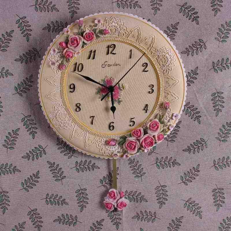 Decorative Bathroom Wall Clocks | bathroom wall decor | Pinterest ...