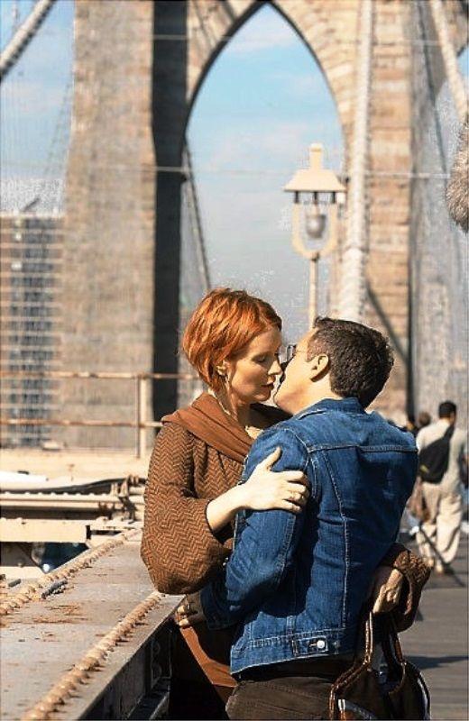 Sex and the city movie steve