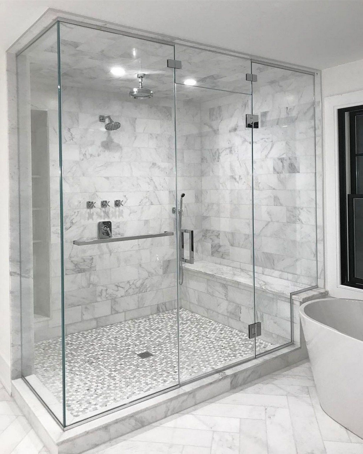 ↗ 44 The Most Desired Bathroom Remodel Ideas 6