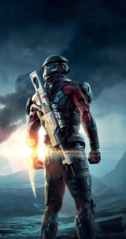 Mass Effect Andromeda Wallpaper Mass Effect Hd Desktop Hd Wallpaper