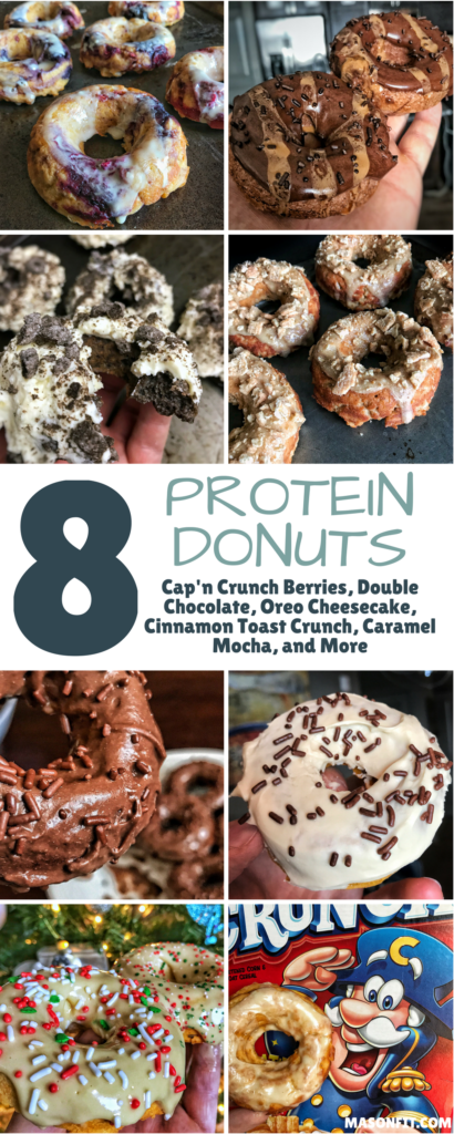 8 Low Calorie Protein Donuts Recipes: Quick, Simple, and Delicious #proteindonuts