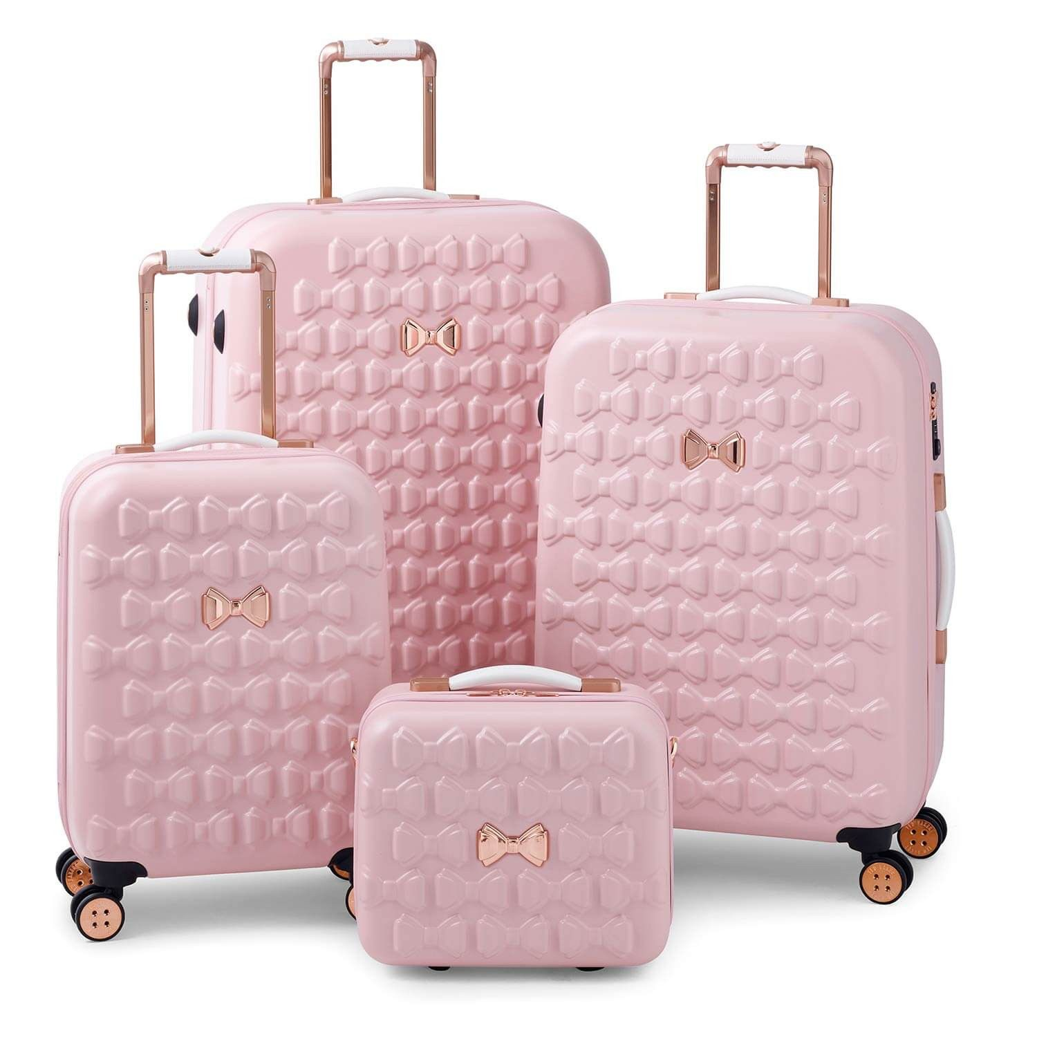 d512292b9 Image result for ted baker pink luggage | Ted Baker | Pink luggage ...