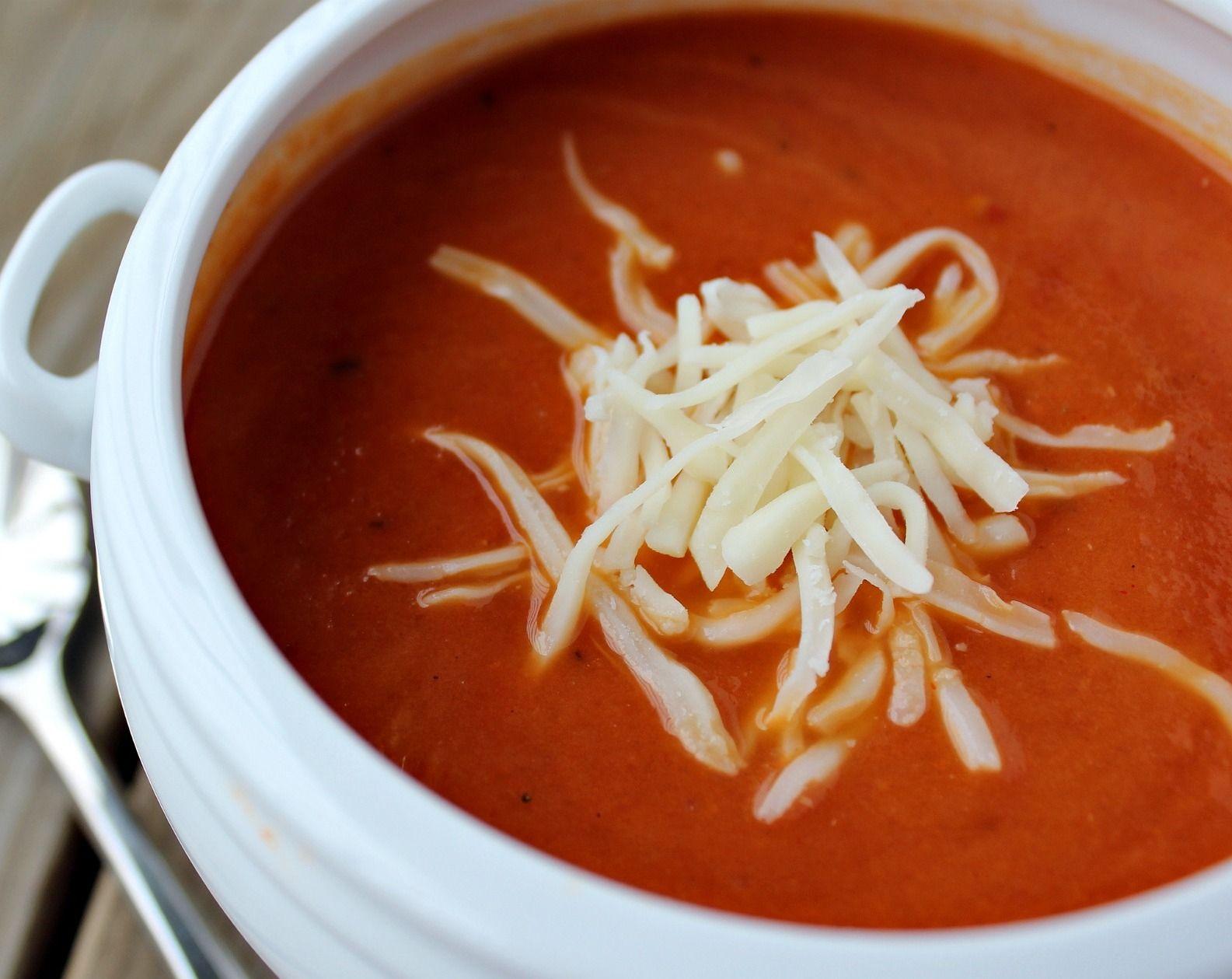 Domates Çorbası Tarifi Videosu