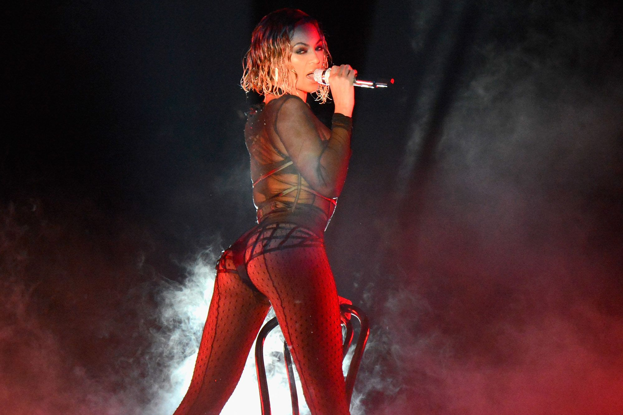 The Black Hoe Ojsan  Thigh Exercises, Beyonce Legs, Thighs-9871