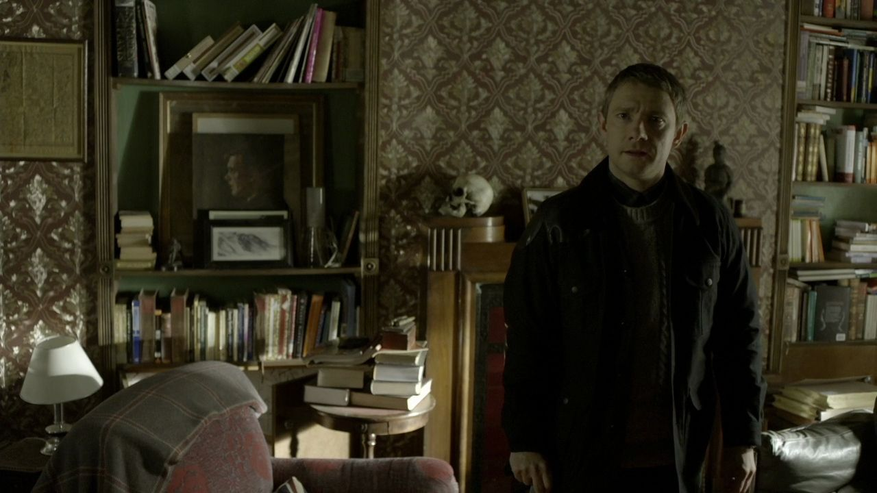 Living room victorian pinterest baker street sofas and 221b - Room Set Of Sherlock 221b Baker Street Interior