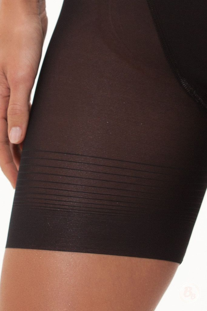 e92f747da4 Foxy Fanny® Silicone Padded Mid-thigh Brief Panty