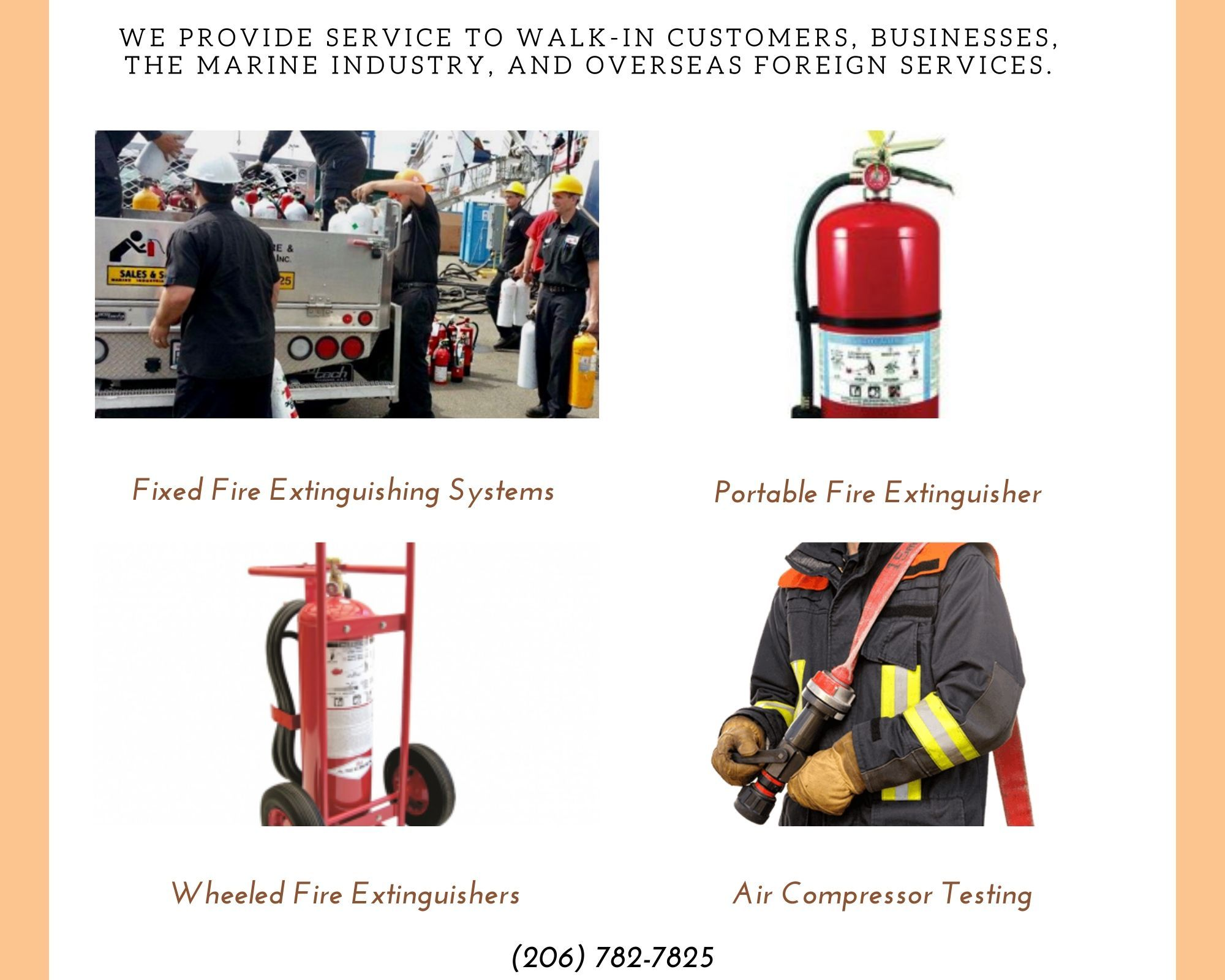 Types of Best Fire Safety Equipment That Are Available in