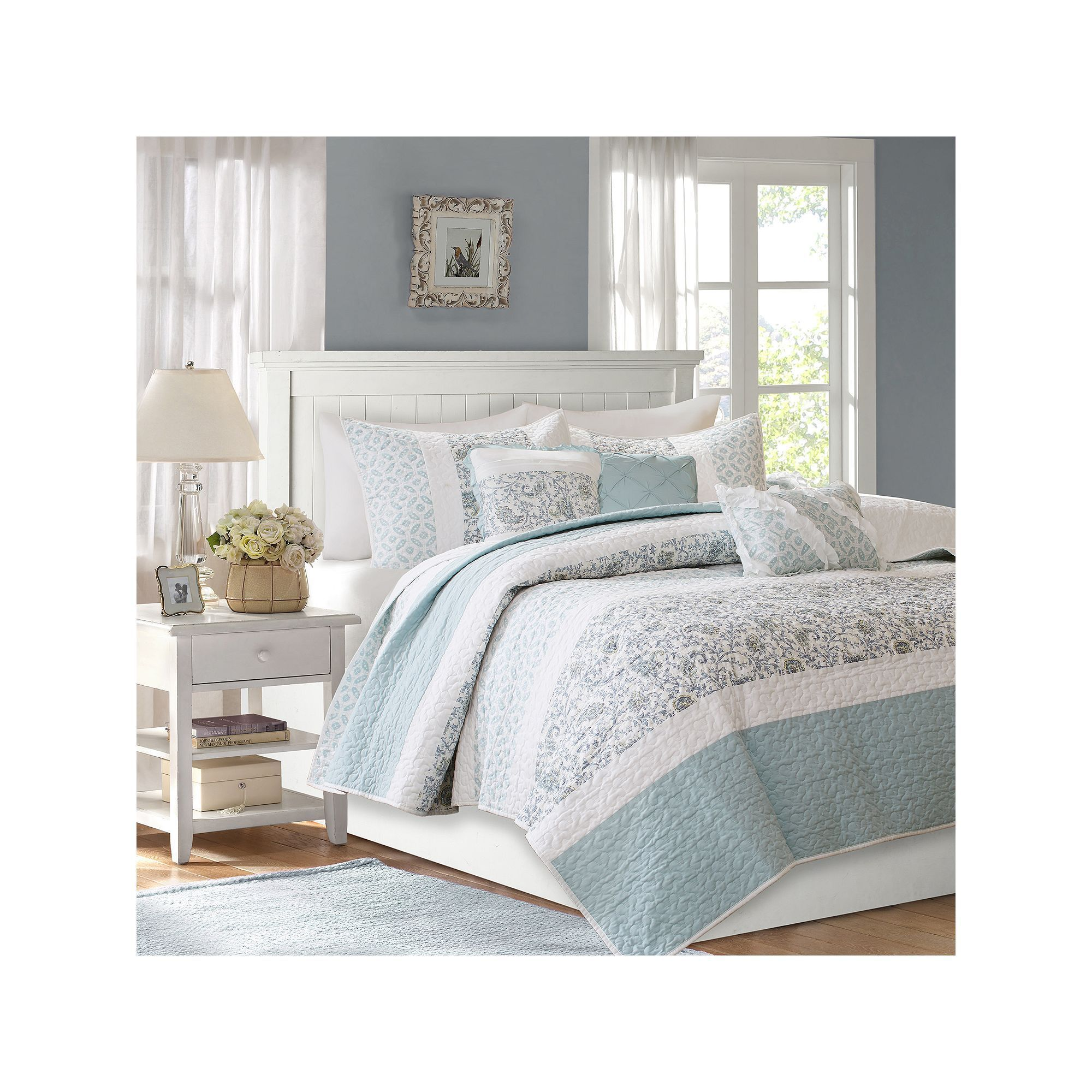 Pin on products in 2020 coverlet set king size sheets