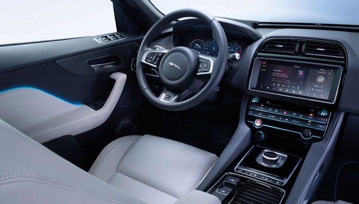 Jaguar F Pace Jaguar Suv Interior Jaguar Suv Jaguar Fpace