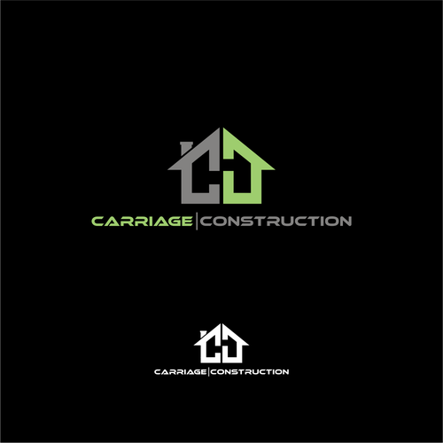 Carriage Construction - Logo for new construction company ...