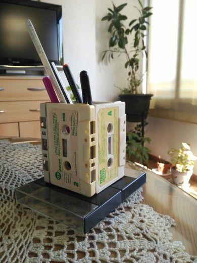 Cassetes portalapices