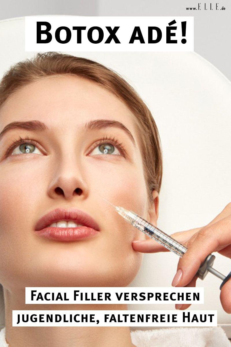 Facial Filler Korrigieren Alterserscheinung Wie Fältchen