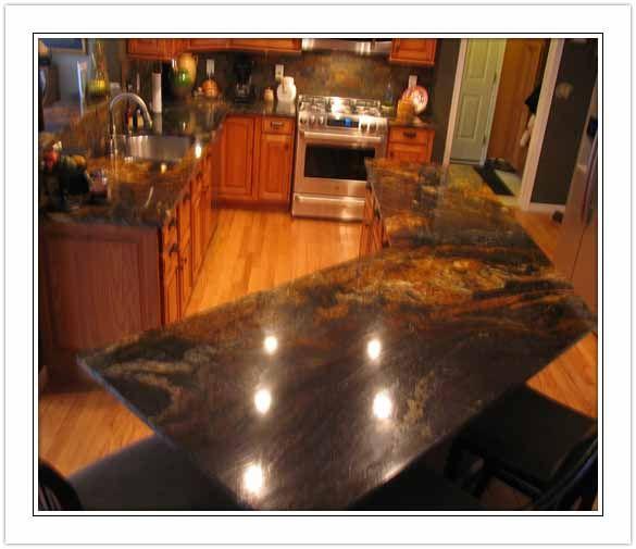 Black And Copper Granite Granite Countertop Black Cambria Is A