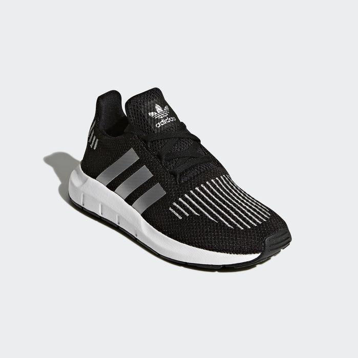 Swift Run Shoes Black 11K Kids e9c887144d90