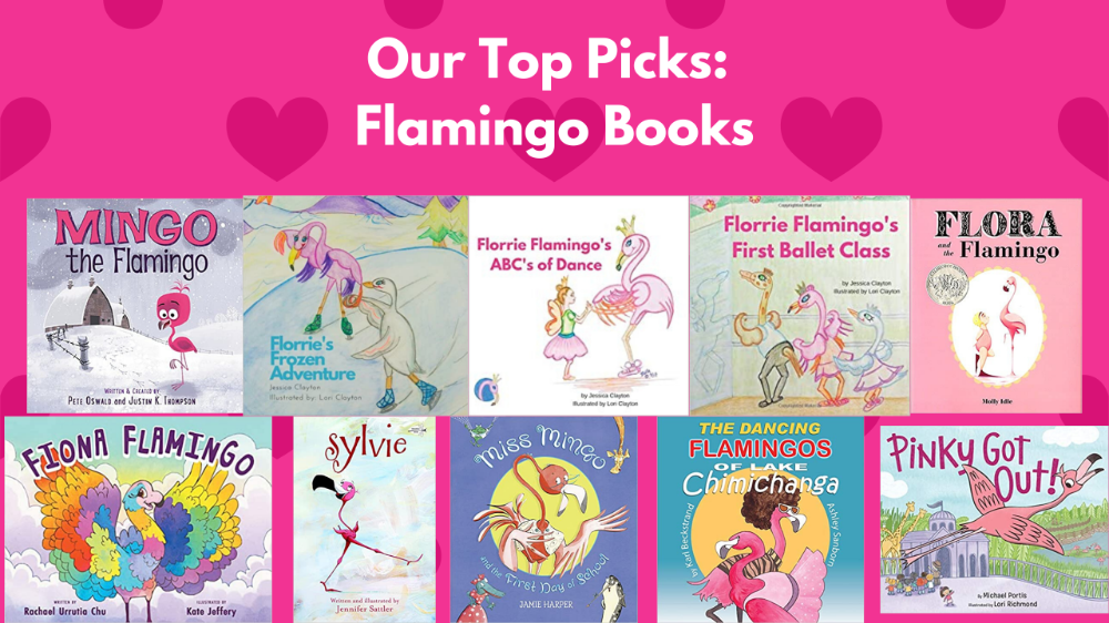 Pin By Carolyn G On Fascinating Flamingos Books For All Ages In 2021