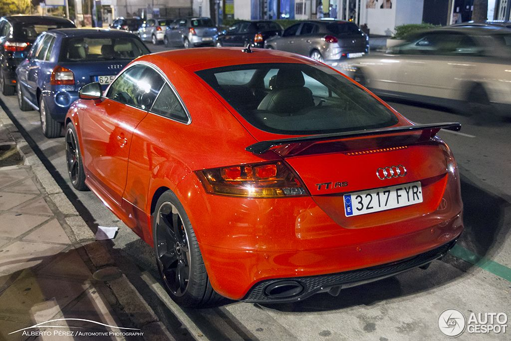 Audi TT-RS Plus 5
